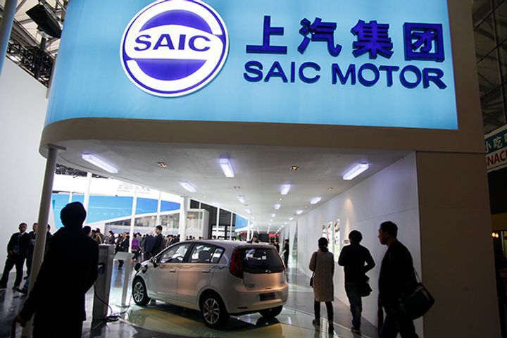 SAIC Motor's Thai JV Opens Factory For Production of MG Cars