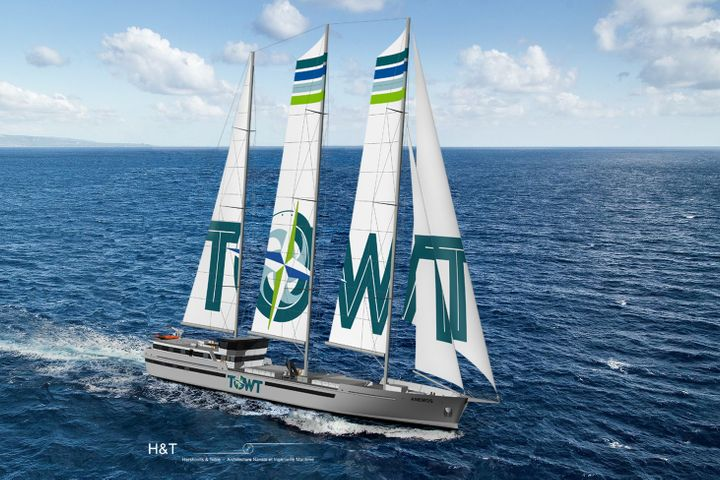 Sailing, An Efficient Solution to Maritime Transport Pollution