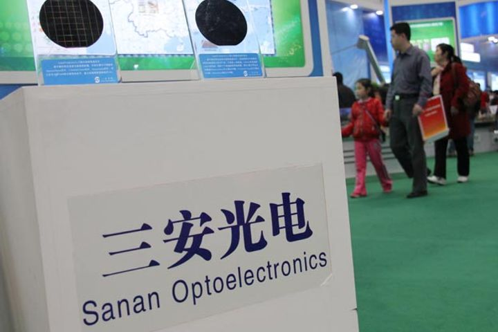 Samsung Inks Trial Supply Deal With Chinese LED Chipmaker San'an Optoelectronics