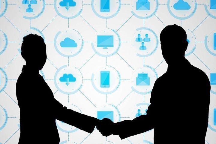 Sanchuan, Huawei Software Pen Cloud Computing Agreement