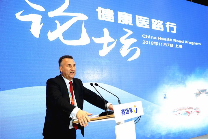 Sanofi to Bring Innovative Drugs to China as Soon as Possible