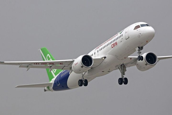 Second Chinese-Made C919 to Undergo Onboard Function Inspections, Make Maiden Flight