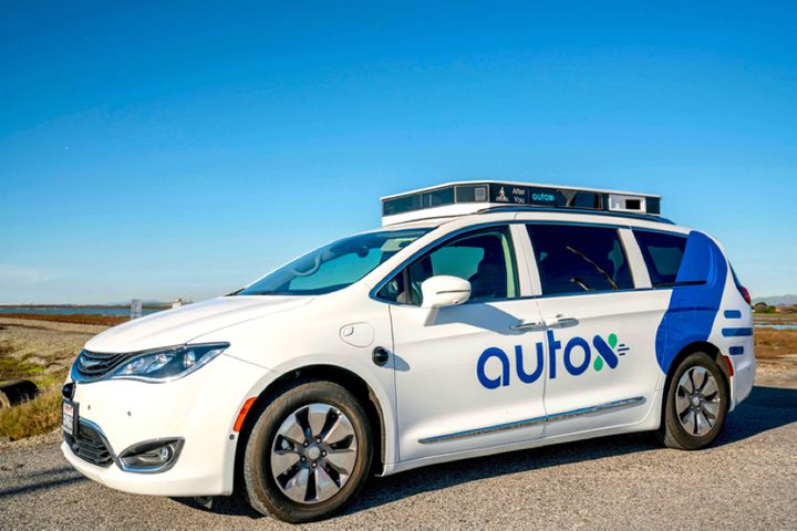 Self-Driving Carmaker AutoX Bags Tens of Millions of Dollars to Fund China Ops