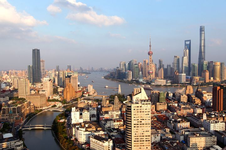 Shanghai Becomes China's First City With GDP Exceeding CNY3 Trillion