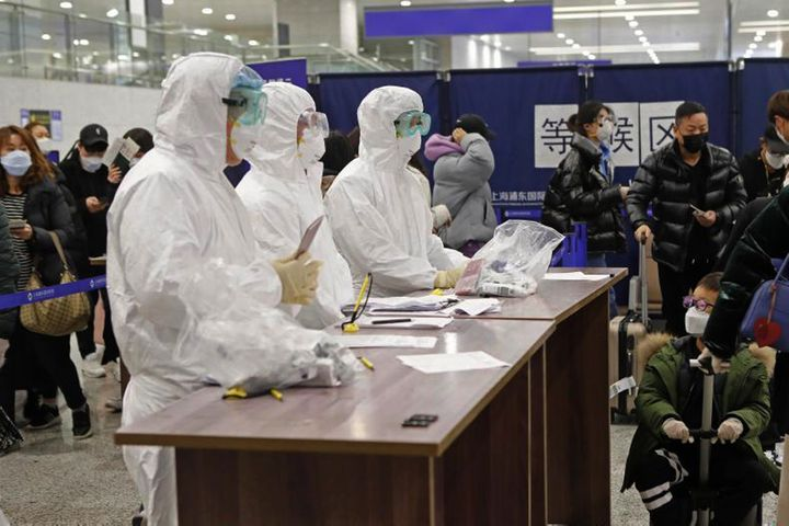 Shanghai Catches Two More Imported Covid-19 Cases
