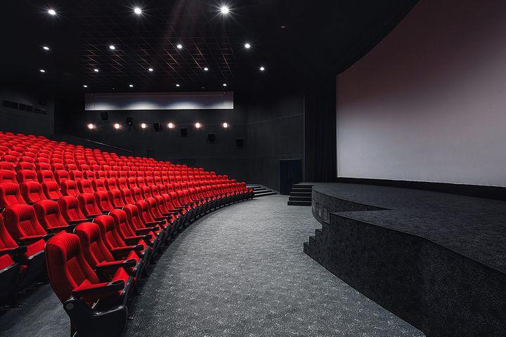 Shanghai Cinemas Prepare to Re-Open