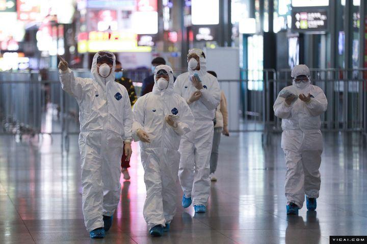 Shanghai Confirms 8 More Cases of Coronavirus, Bringing Total to 326