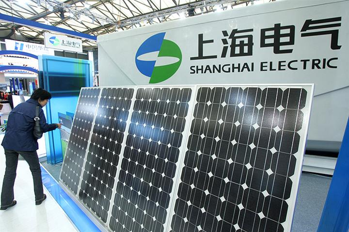 Shanghai Electric, Saudi's ACWA Power Win Bid to Build Fifth Phase of World's Biggest Solar Park
