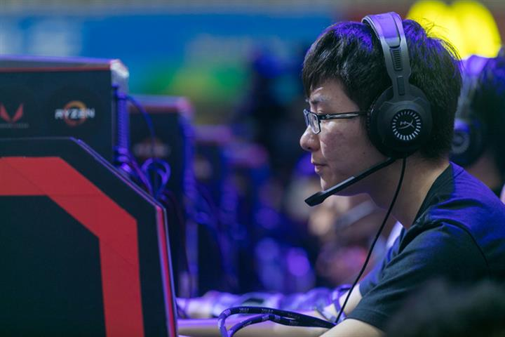 Shanghai Expects Esports to Bring In Over USD2.7 Billion This Year