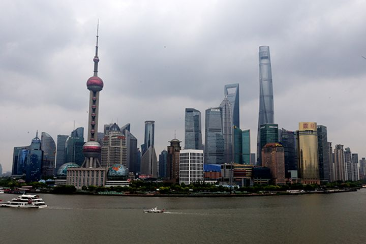 Shanghai Highlights Its Plans for Free Port and Science Center