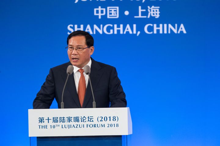 Shanghai Is on Historic Mission to Build International Financial Center, Party Chief Says