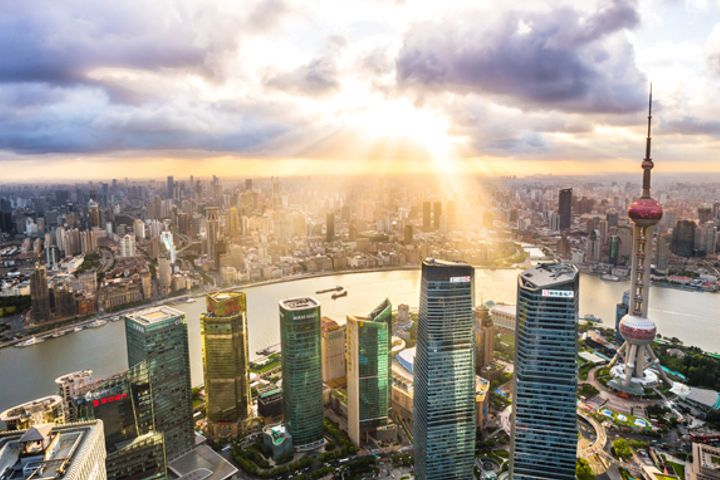 Shanghai is World's No. 4 Financial Hub for First Time, UK-China Report Shows