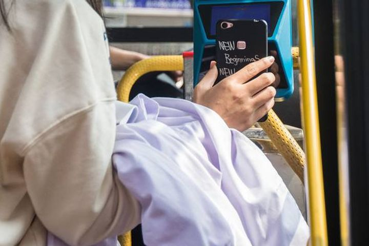 Shanghai Lets Bus Riders Pay by Scanning QR Code, Supports WeChat Pay First