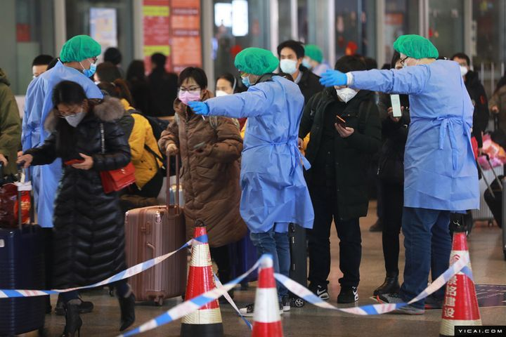 Shanghai Logs Zero New Coronavirus Cases for Second Straight Day