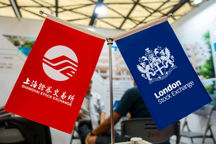 Shanghai-London Stock Connect Gets Underway
