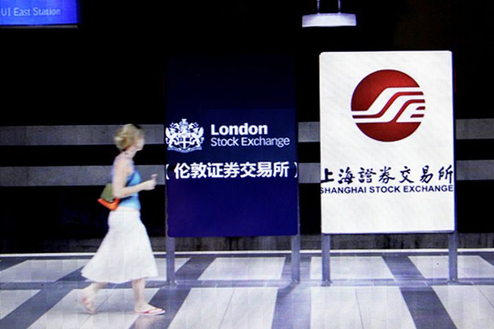 Shanghai-London Stock Connect to Require USD2.9 Billion Minimum Valuation for Overseas Issuers