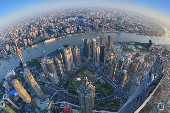 Shanghai's Lujiazui Financial City Had an Active 2019
