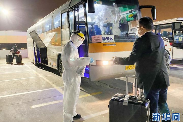 Shanghai Nets 19 New Covid-19 Cases From Overseas
