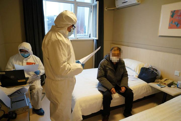 Shanghai Police Detain Ex-Covid-19 Patient for Hampering Epidemic Control Efforts