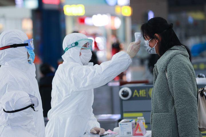 Shanghai Reports Zero New Coronavirus Cases