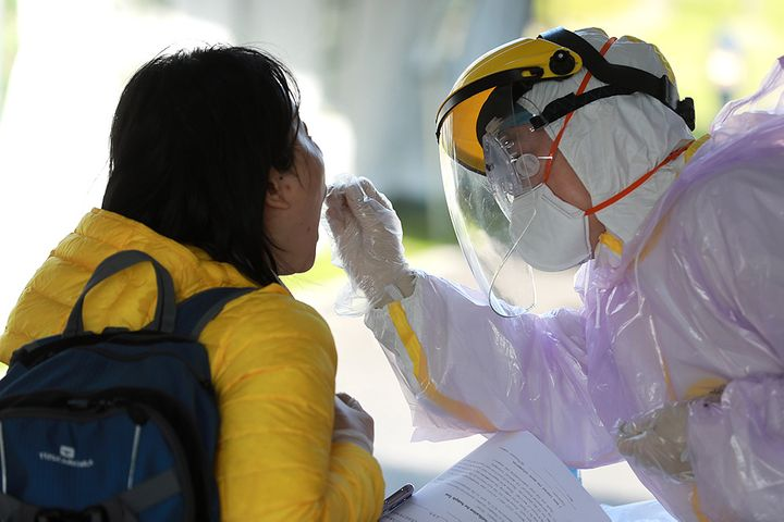 Shanghai Starts Blanket Airport Checks, Quarantine for All New Overseas Arrivals