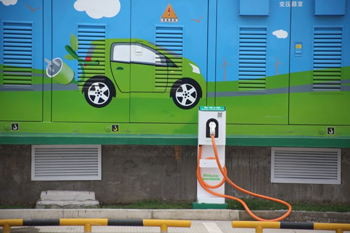 Shanghai Tops China's World-Leading NEV Market in Ownership and Charging Coverage