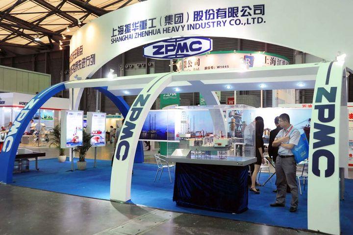 Shanghai Zhenhua Wins USD170 Mln Wharf Automation Project at Abu Dhabi Port