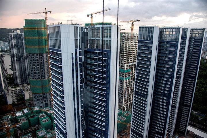 Shenzhen Is Building Record Number of New Homes to Meet Surging Demand