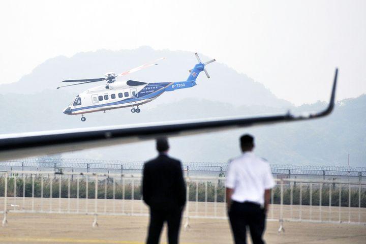 Shenzhen to Turn Into Major Aviation Center