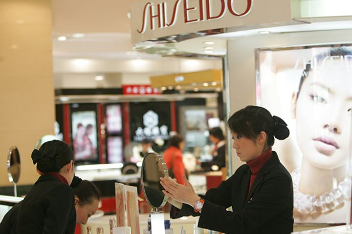 Shiseido's China Business Thrives on Its High-End Brands' Growth