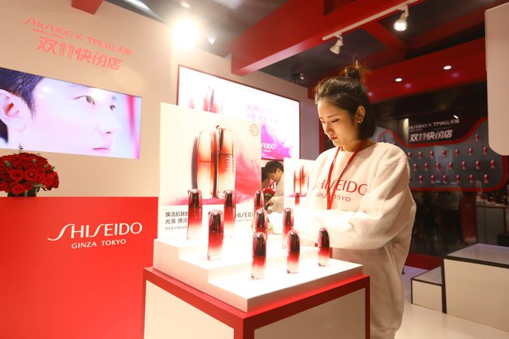 Shiseido Snuggles Up With Watson on Beauty Products