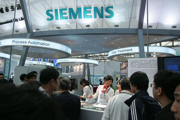 Siemens Overtakes Huawei as Biggest Patent Applicant in Europe