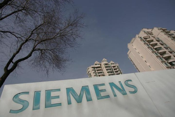 Siemens to Help 10 Chinese Firms to Explore Foreign Markets