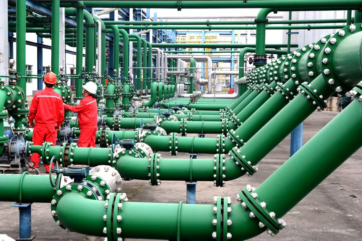 Sinopec Adds 92 Billion Cubic Meters to Natural Gas Reserves