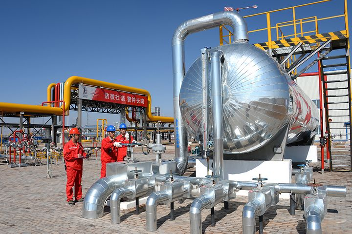 Sinopec Finds 44.2 Billion Cbm More Natural Gas at Dongsheng Field