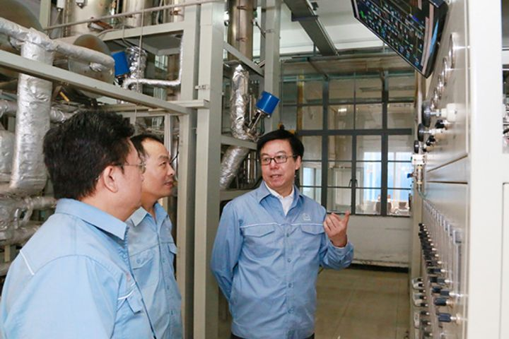 Sinopec's Methanol-to-Olefin Project Wins National Award, Lowers Reliance on Imported Crude Oil