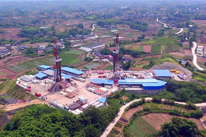 Sinopec Starts Work on Second Phase of China's First Deep Shale Gas Field