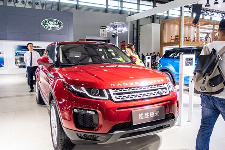 Tata Motors Has Record Quarterly Loss on Weak China Sales of Jaguar Land Rover