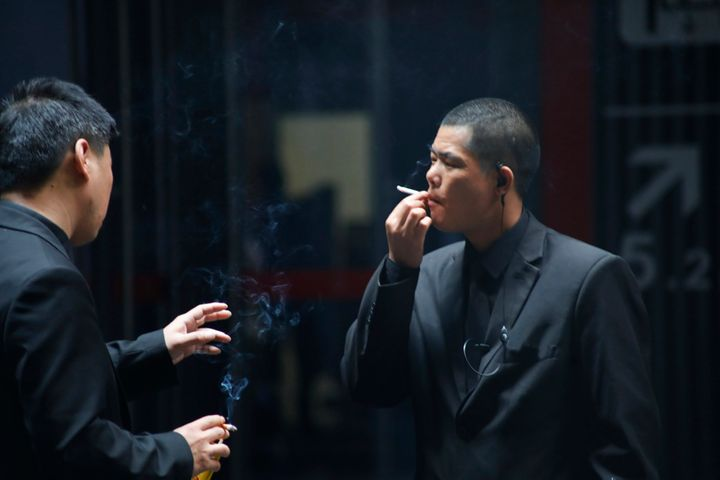 Smoking Rate Fell for First Time Ever in China Last Year