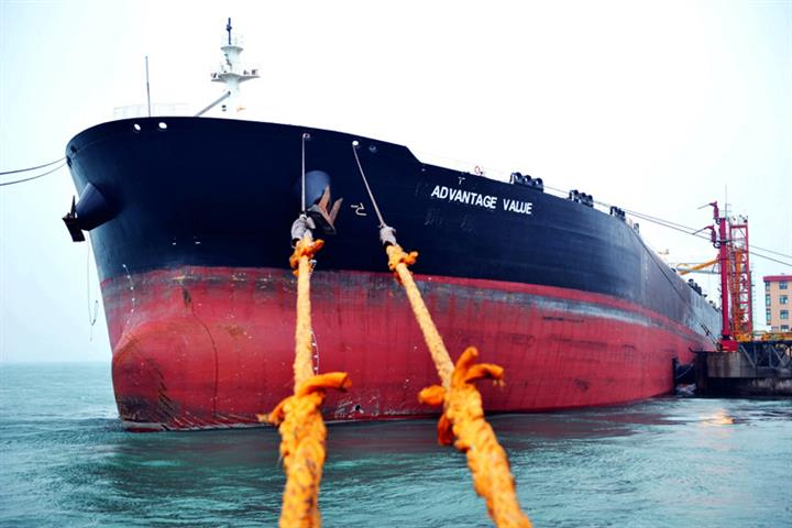Soaring Freight Rates Buoyed China's Two Main Crude Carriers 1st-Quarter Showing