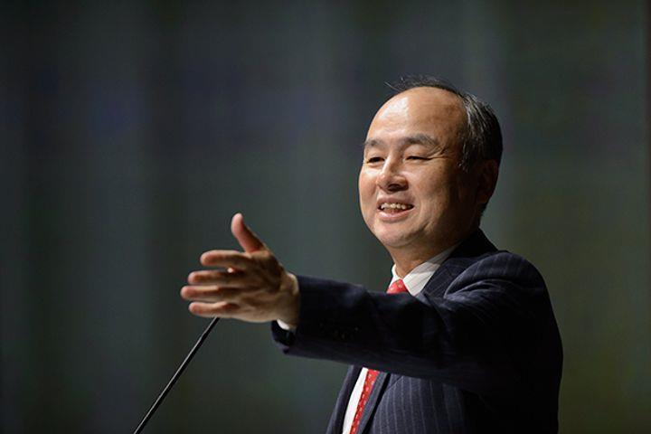 SoftBank CEO Masayoshi Son Leaves Alibaba Board