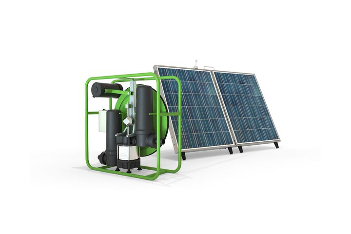 Solar Pumps Offer Climate Neutral Fix to Water Scarcity
