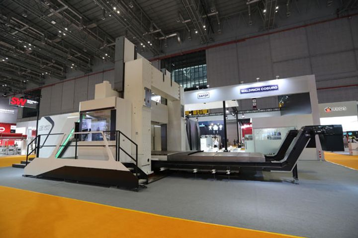 Sold! The Heaviest Exhibit at CIIE Finds Secret Jiangsu Buyer