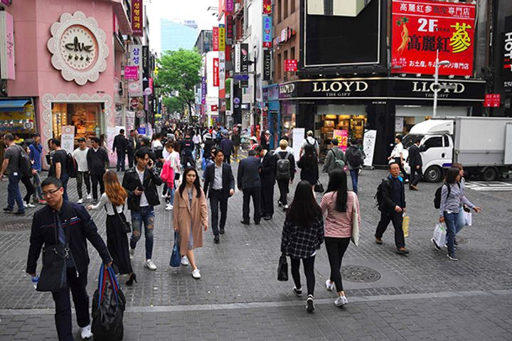 South Korea Hit Record Tourism Deficit in January as Chinese Tourists Headed Elsewhere