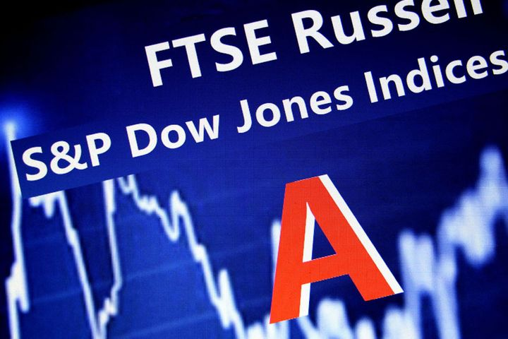S&P Dow Jones Indices' Inclusion of China Shares Takes Effect From Today