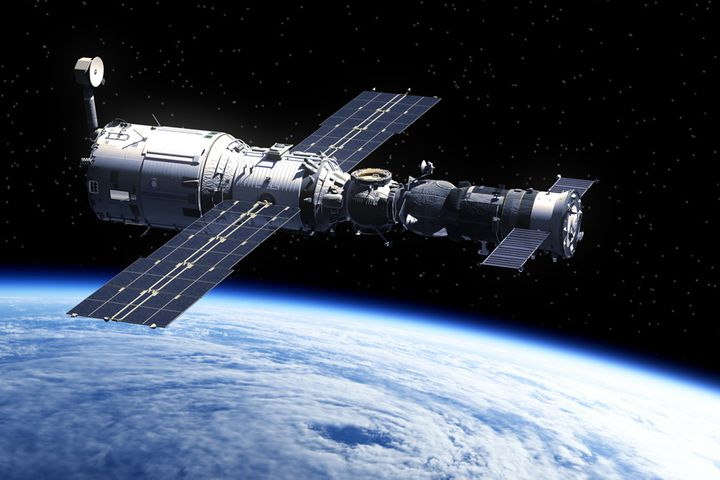 Space Station Core Module, Crewed Spacecraft Arrive at China Launch Site