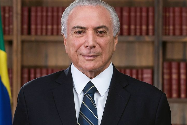 Special Address by Michel Temer