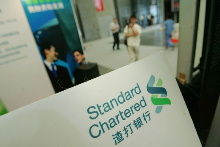 Standard Chartered Is China's First Foreign-Backed Bank to Allow Online Account Opening