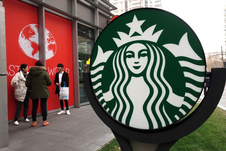 Starbucks Plans to Open More Than 6,000 Stores in China as It Faces Increasing Competition