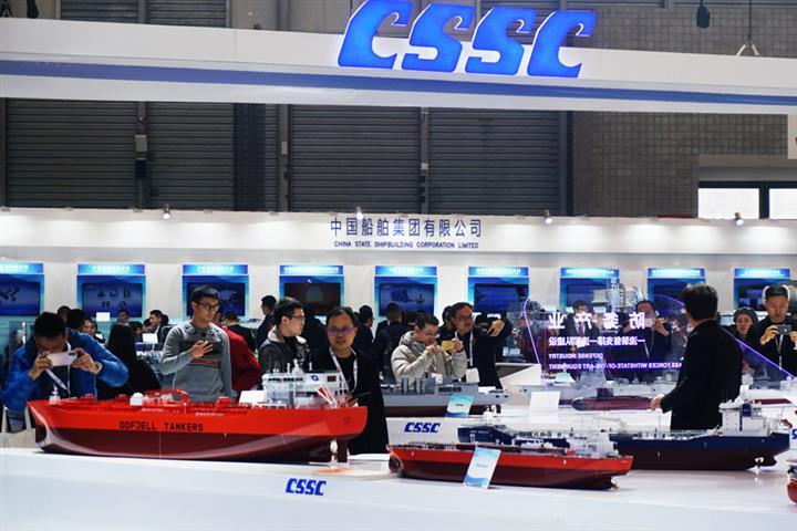 State Shipbuilder Wins China's Biggest Vessel Export Order Worth USD2.8 Billion